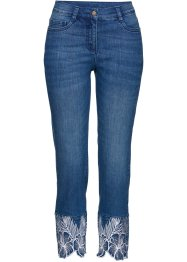7/8 jeans met borduursel, bpc selection