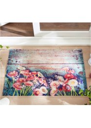 Deurmat met bloemen, bpc living bonprix collection