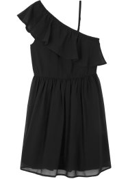 Feestelijke one shoulder jurk, bpc bonprix collection