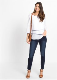 Blouse met volants, bpc selection
