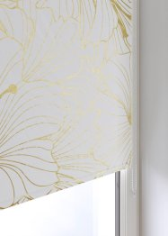 Rolgordijn met glanzende print, bpc living bonprix collection