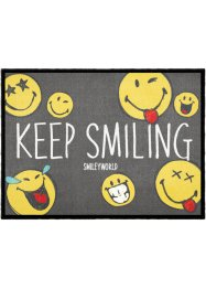 Deurmat met smile-print, bpc living bonprix collection