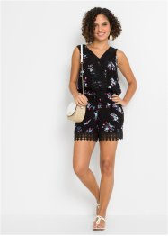 Playsuit met kant, BODYFLIRT