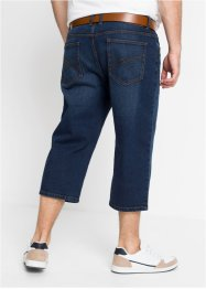 Classic fit 3/4 stretch jeans, straight, John Baner JEANSWEAR