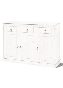 Commode «Oskar», bpc living, wit