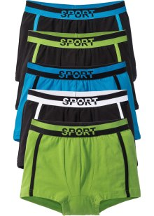 Boxershort (set van 5), bpc bonprix collection