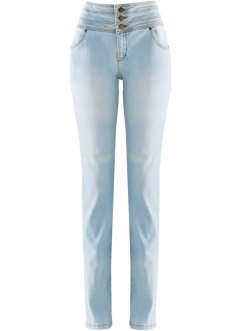 Corrigerende stretchjeans, John Baner JEANSWEAR, lichtblauw
