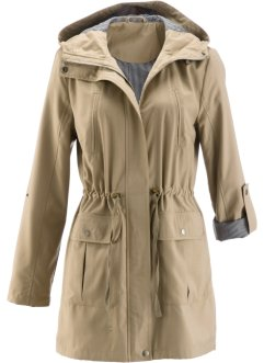 Parka, bpc bonprix collection, lichtkaki