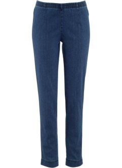 Jeansleggings «smal», bpc bonprix collection, blue stone