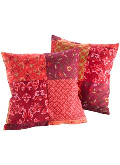 Plaid met patchworkprint, bpc living bonprix collection