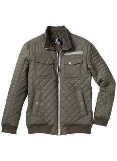 Blouson, bpc bonprix collection, donkerolijfgroen