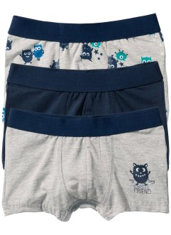 Boxershorts (set van 3), bpc bonprix collection