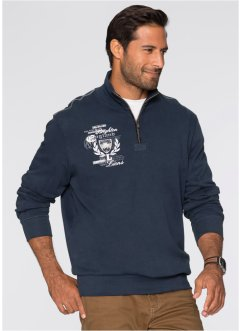 Sweatshirt, bpc selection, donkerblauw