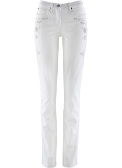 Stretchjeans, bpc selection, wolwit
