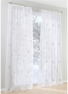 Voile «Vlok» (1 stuk), bpc living bonprix collection