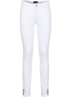 Skinny jeans, BODYFLIRT, white denim