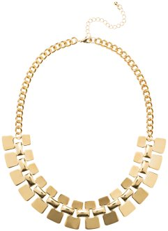 Statementketting, bpc bonprix collection, goudkleur