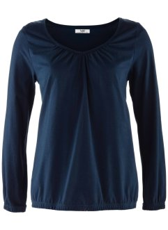 Longsleeve, bpc bonprix collection, donkerblauw