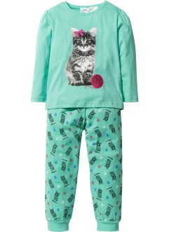 Pyjama (2-dlg.), bpc bonprix collection, lila