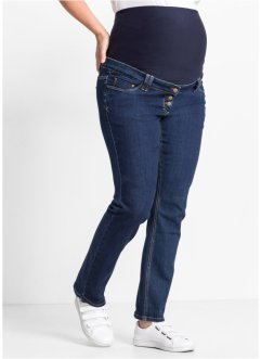 Zwangerschapsjeans, bpc bonprix collection, darkblue stone