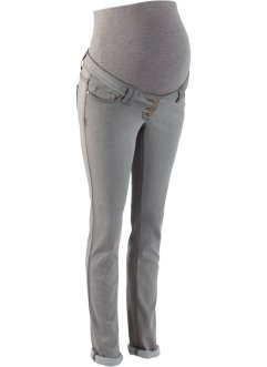 Zwangerschapsjeans, bpc bonprix collection, medium grey denim