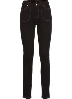 Skinny high waist-broek, RAINBOW