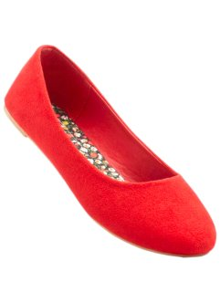 Ballerina's, bpc bonprix collection, rood