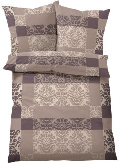Overtrekset «Lydia», bpc living, taupe