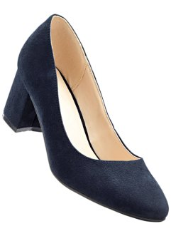 Pumps, bpc selection, donkerblauw