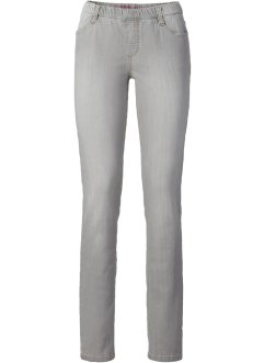 Jegging, RAINBOW, light grey denim