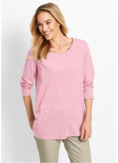 Shirt, bpc bonprix collection, roze poudre