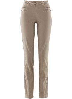 Jegging, bpc bonprix collection, taupe