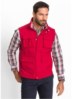 Bodywarmer, bpc selection, rood