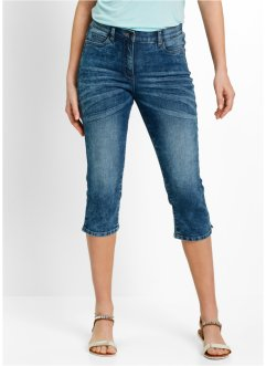 Capri-jeans, bpc bonprix collection, blue stone