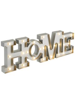 Led-decoratie «Home», bpc living