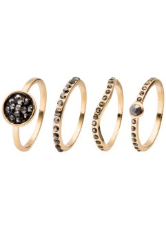 Ringen (4-dlg. set), bpc bonprix collection