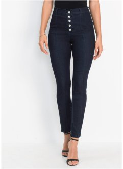 High waist push-upjeans, BODYFLIRT