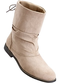 MesFemmes Bottines En Beige - Collection Bpc Bonprix jXcT0
