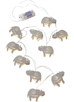 Led-lichtslinger «Olifant», bpc living