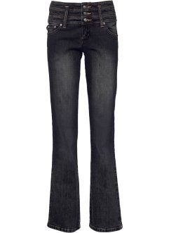 Corrigerende stretchjeans bootcut, John Baner JEANSWEAR
