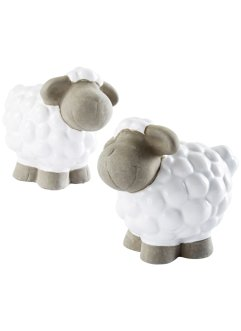 Decoratiefiguren «Schaap» (2-dlg. set), bpc living