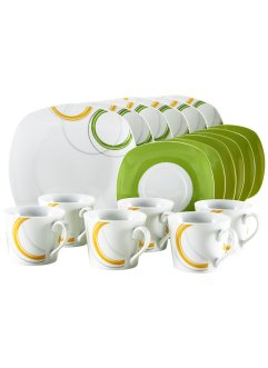 Koffieservies «Emilia» (18-dlg. set), bpc living