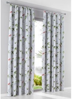 Verduisterend gordijn met print (1 stuk), bpc living bonprix collection