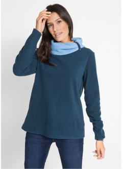 Fleece trui, bpc bonprix collection