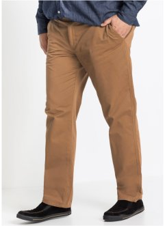 Thermische chino regular fit, bpc bonprix collection