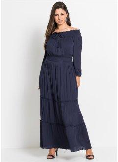 bdeff083cc4361 Lange jurken in grote maten bij bonprix
