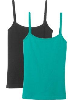 Top (set van 2), bpc bonprix collection