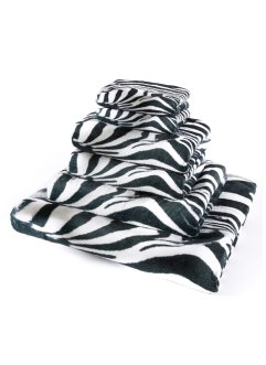 Handdoek «Zebra», bpc living bonprix collection
