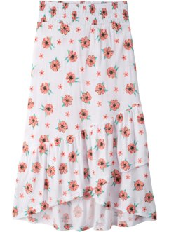 Jersey rok met volants, bpc bonprix collection