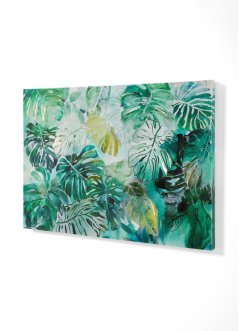 Kunstdruk «Monstera», bpc living